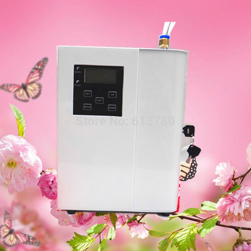 cingapura 24 horas da máquina perfume aroma fragrância difusor de aroma marketing perfume e máquinas sistema fragrância nebulizador recargas(China (Mainland))