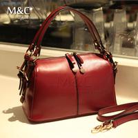 High Quality Luxury Retro Women Leather Handbags Brand Famous Designer Bags Shoulder Bags Women Messenger Bags Solid Bag SD-108