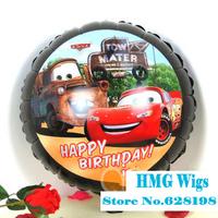 "Balloon Birthday Party Decoration car balloon Baby Kids Cartoon Balloons Gift  10pcs/lot  18"""