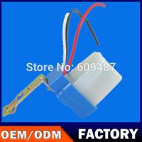 AS-10 waterproof automatic sensing photoreceptor road lighting control switch 2200W 220V