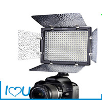 Photographic Lighting YongNuo LED Camera Video Light YN-300 II Adjustable Color Temperature + IR
