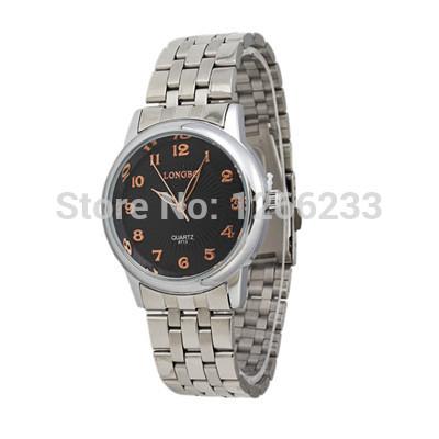 LONGBO Jewelry Brand Suppliers Hot Promotion New Fashion Casual Men Sport Waterproof Steel Quartz Watch 8713(China (Mainland))