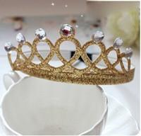 Flower Limited New Arrival Fro Elsa Crown Children Headband Populer Gift for Girls 2014 Kids Costume Dress Accessories Retail
