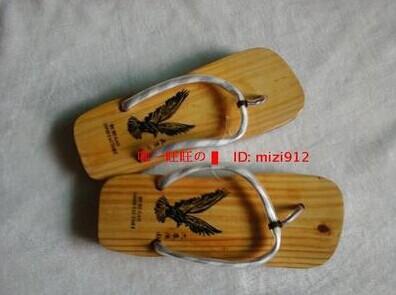Handmade tamancos de madeira tradicional chinelos masculino chinelos prancha feminino chinelos de madeira sandálias tamancos de madeira pattee(China (Mainland))