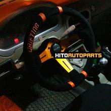 momo suede steering wheel price