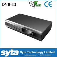 HD Terrestrial 1080p tv box dvb t2 digital receiver for Thailand, Columbia, Singapore, Malaysia etc,