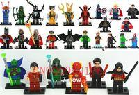 Captain America Super Hero Teenage Mutant Ninja Turtles Minifigure 27pcs/lot Building Blocks