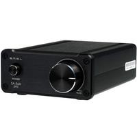 SMSL SA-36A Pro 20WPC TPA3118D2 Digital Amplifier AMP + 24V Power Supply black