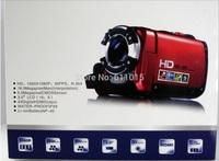 New Waterproof Digital Video Camera 16 Megapixels 1080P Full HD Camcorder with 3 Inch Screen 4x digital zoom HD-M01
