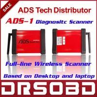Original ADS-1 Automotive Diagnostic Scanner Based-on PC ADS1100 Universal Fault Code Diagnostic Scanner ADS1 S wireless scanner