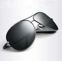 New 2014 Fashion Summer Men's Polarized Sunglasses Sport Oculos Multicolor Polaroid Driving Aviator Gafas Free Shipping
