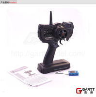 Freeshipping 3PCS/LOT CY300 3 Channel Gun Controller Transmitter & Receiver For RC  Car & Boat Big Sale