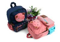 Retail Kids Backpack,Kids bag,Colorful Dot Children School Bags for Kintergarden Children mochila infantil