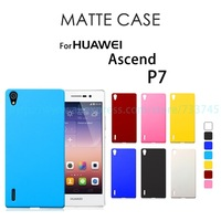 For Huawei Ascend P7 Case Matte Hard Plastic Protective Cover Case For huawei P7 Cell Phone Cases 2014 New