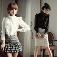 Женская одежда из кожи и замши Anne  WangB261