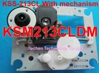 100% original Optical pickup KSS-213CL KSS213CL with mechanism KSM-213CLDM KSM213CLDM Laser lens/laser pickup