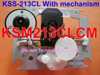 100% original Optical pickup KSS-213CL KSS213CL with mechanism KSM-213CLCM KSM213CLCM Laser lens laser pickup
