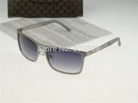 2014 GG sunglasses women 2238S  designer sunglasses men with box mirror sunglasses silver
