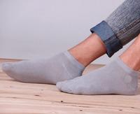 Free Shipping 24pairs fashion men bamboo fiber socks,casual men socks solid color winter thick Bamboo fiber socks Breathing sock