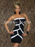 New Fashion Women Sexy dress Lady Clubwear Cocktail Party Club  stretchy Mini Dress FREE SHIPPING