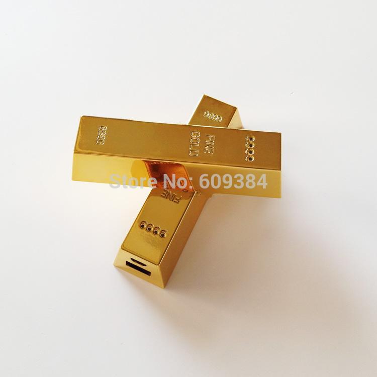 Gold Bar External Power