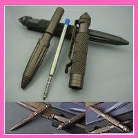 Outdoor Tactical Pen Multifunctional Survival Camping Portable Tool Pen 6061-T6 Aviation Aluminum Self-Defense