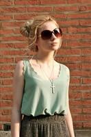 2014 new 3size Woman Chiffon sleeveless shirt Ladies tank Tops tee plus loose long design vest tank camis 16 Color