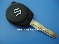 Good quality Suzuki SWIFT remote key shell with right blade