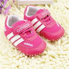 2014 nuevos zapatos de 6 colores, color de rosa caliente de los zapatos de los bebés , bebe sapato , Calcado Infantil , zapatos deportivos de los bebés , zapatos para niños(China (Mainland))