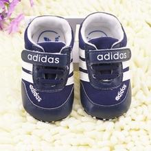 2014 nuevos 6 colores zapatos, azul marino de los bebés zapatos, sapato bebe, tenis infantil, zapatos corrientes de los bebés, calzado infantil(China (Mainland))