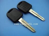Promotional new key Suzuki transponder key with left blade 4D65 chip