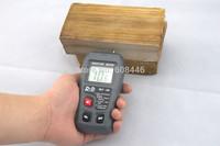 Hot wood paper cardboard moisture meter tester Range:0~99.9% free shipping