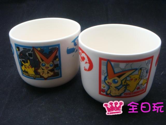Pokemon ceramic instant noodles bowl big soup cup(China (Mainland))