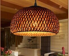 Moderno design minimalista ristorante di bambù creativo, soggiorno ...
