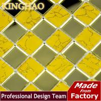 [KINGHAO] mosaic supplies glass for kitchen backsplash tiles KM2512