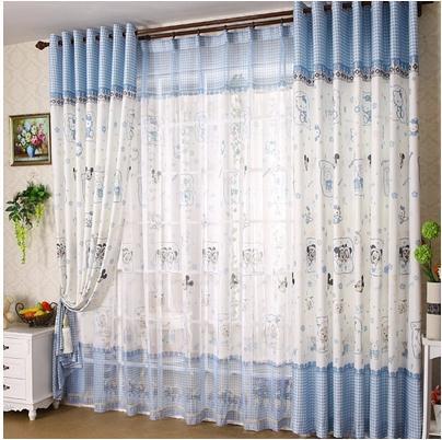 Achetez en gros rideaux pour chambre de b b en ligne - Rideau chambre bebe garcon ...
