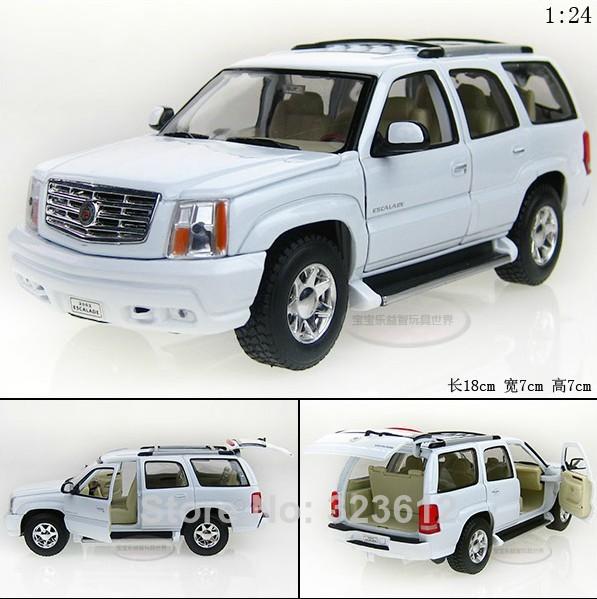 Игрушечная техника и Автомобили 1:24 Cadillac 2002 Escalade B2177 игрушка hoffmann cadillac escalade 1 24 48069