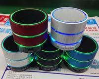 Minion speaker wireless Bluetooth FM radio micro sd card read phone calling answer speakers portable mini 1PCS Free Shipping