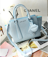 Free shipping 2014 new women louis tassel handbag shoulder bag Messenger bag hobo handbag vintage tote Platinum Package polo bag