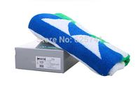 Free Shipping - 2 pcs/lot - 100% Cotton Brand AC405c Y Y Sport Towel Beach Towel for Tennis Badminton with box