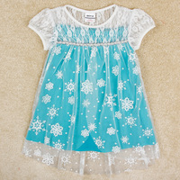 2014 new arrival baby girls lace dresses children princess dresses girl blouse NOVA kids dress free shipping