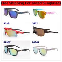 2014 Fashion Brand Sunglasses For Men&Women Polarized Women Sunglasses Sunmmer Glasses Made By Acrylic Free Shipping For 1PCS