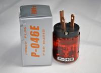 Oyaide P-046E Gold-Plated Pure Copper Poles US Power Plug 10pieces