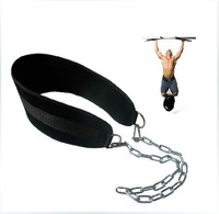 Weight Lifting Belts dip belt for strength fitness exercise