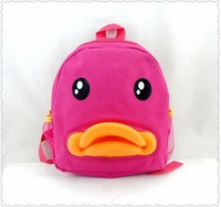 2014 New arrival children plush cartoon bags kids backpack children school bags for kindergarten bags