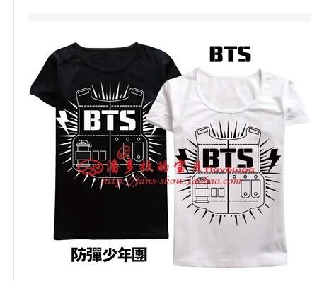 Мужская футболка Jiangbo BTS BangTan JIMIN V T B 2  bts live photo c set jimin jin kpop bangtan boys