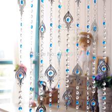 Crystal bead curtains