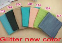 NEW color women printe glitter cotton shawls shine voile viscose plain solid color fashion long muslim scarves/scarf 10pcs/lot