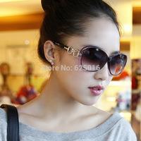 NEW 2014 band sunglasses 8 style muilti-colors women eyewear gradient  Frame Antifragmentation mirror  women brand designer