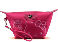 New Arrival Hello Kitty Women Cosmetic Bag, Fashion Multifunctional Storage Bag, Zipper Makeup Bag Free Shipping